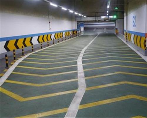 环氧防滑坡道施工