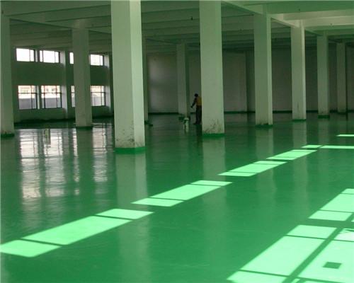 透明环氧地坪施工