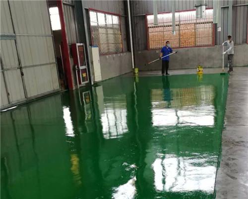 苏州透明环氧地坪施工