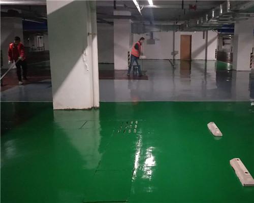 环氧地坪改造施工