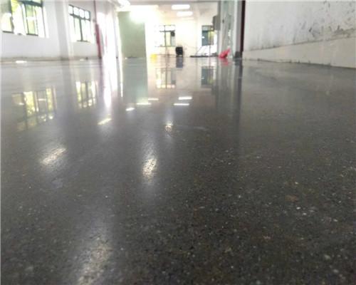 苏州金刚砂耐磨地坪工程