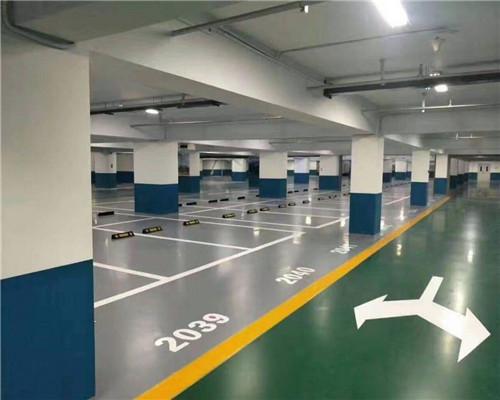 苏州车库地坪工程